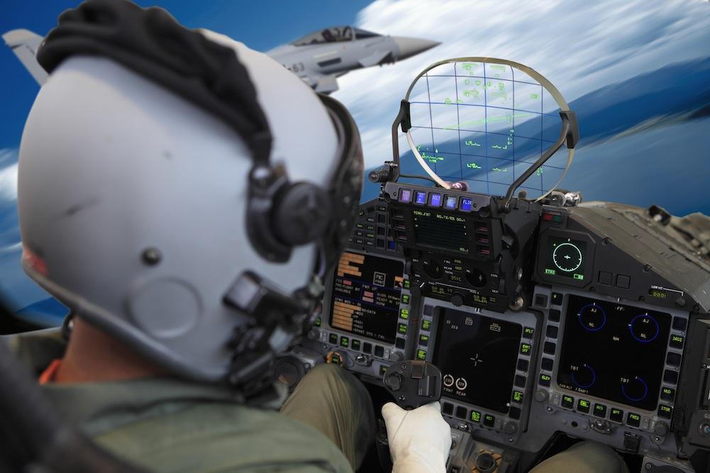 Eurofighter HUD