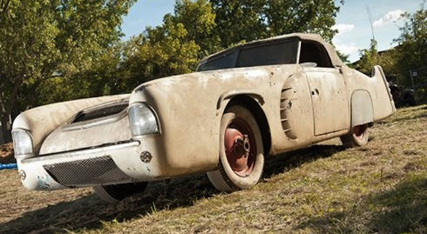 1949 BMW Veritas