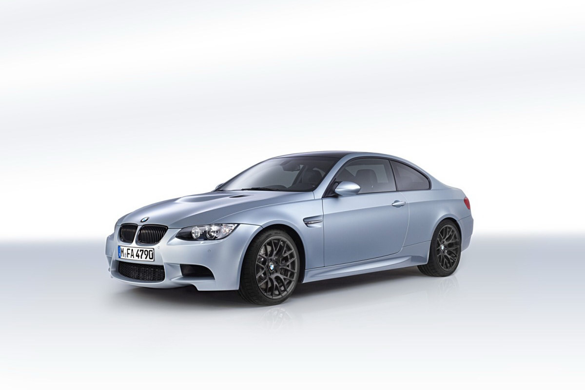 2012 BMW M3 Coupe Competition Edition