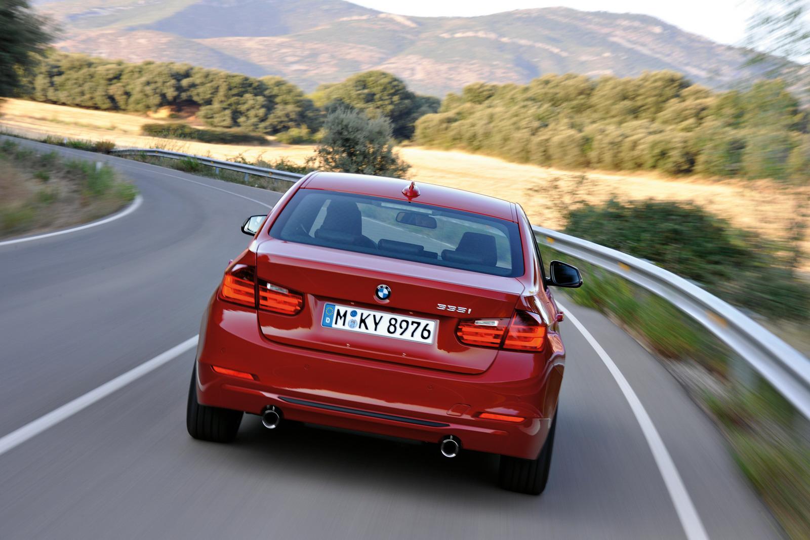 2012 F30 BMW 3 Series