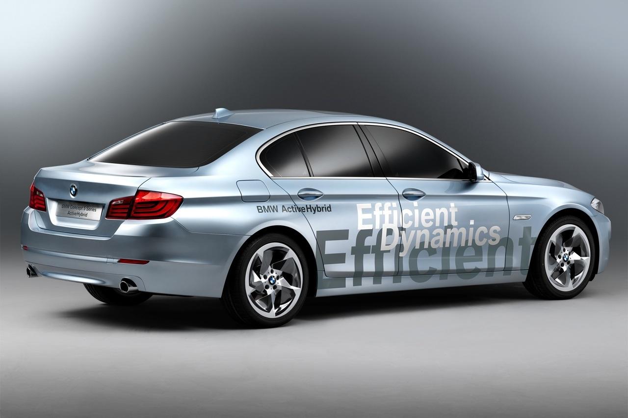 BMW 5 Series ActiveHybrid