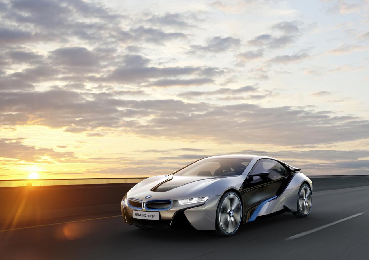 BMW i Range