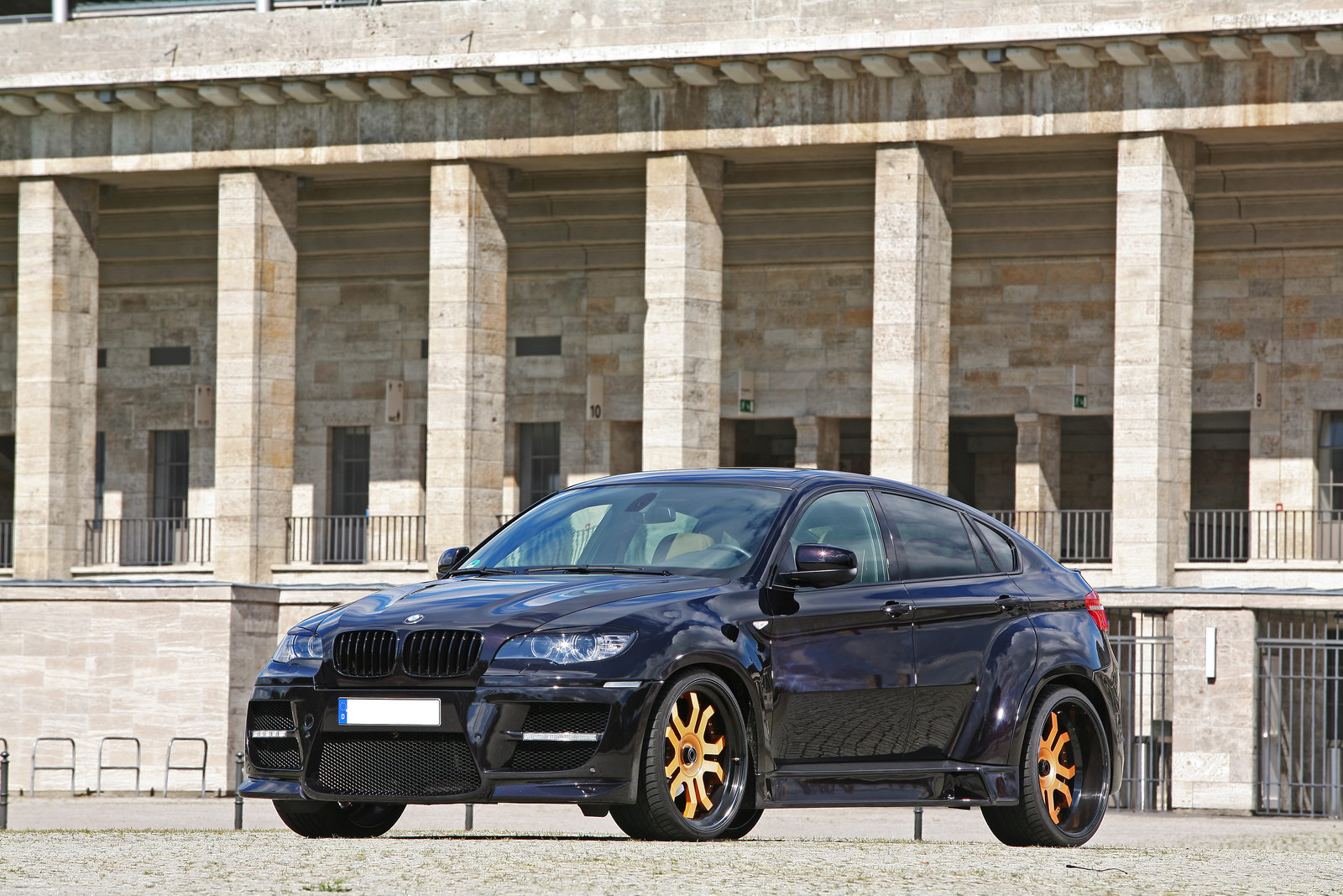 CLP Automotive BMW X6 Bruiser