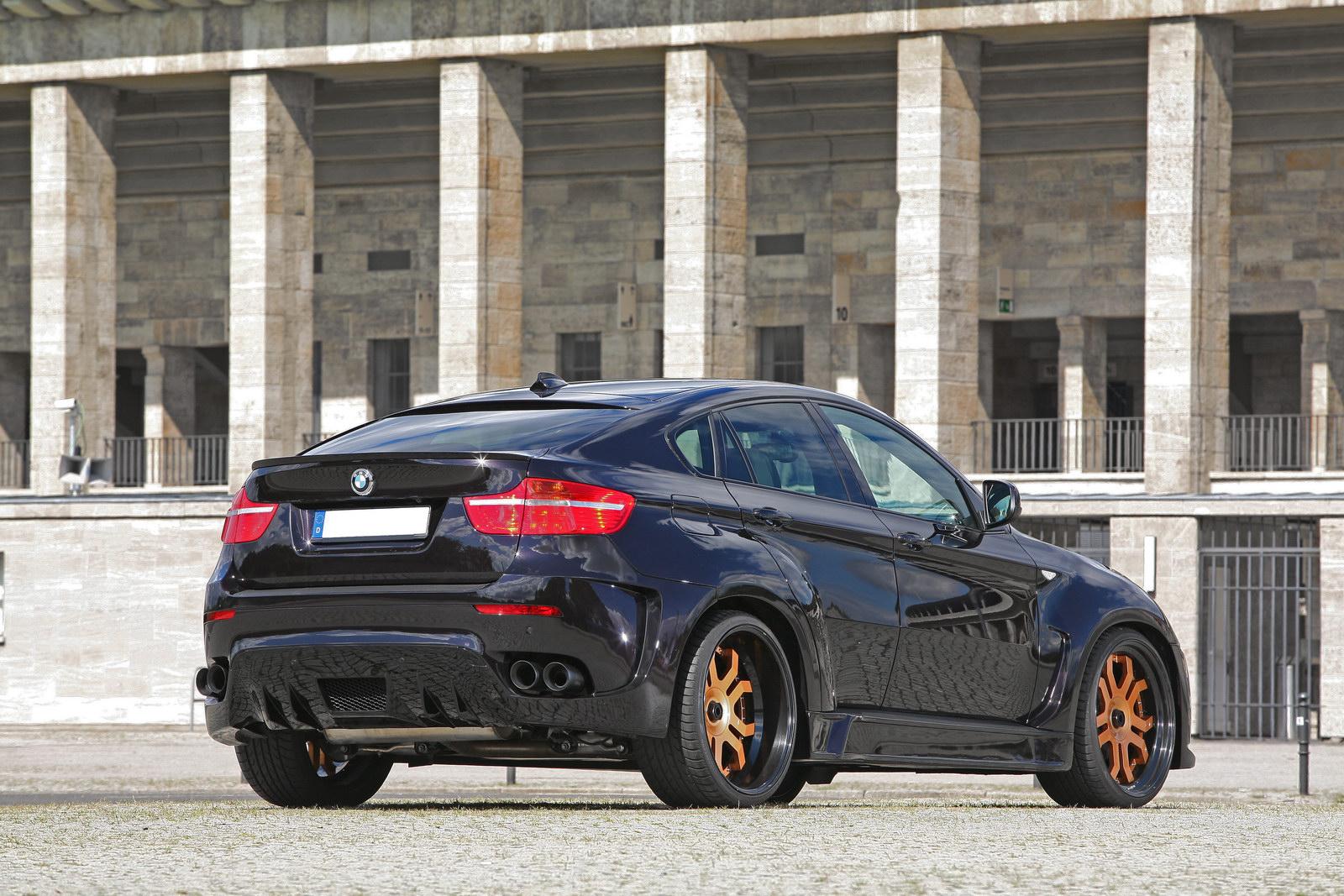 CLP Automotive BMW X6 Bruiser