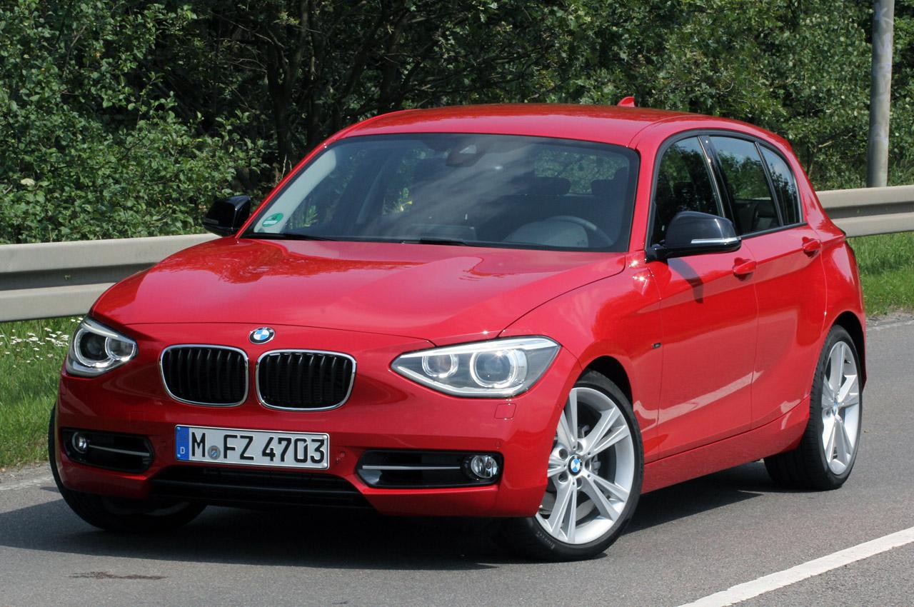 F20 BMW 1 Series