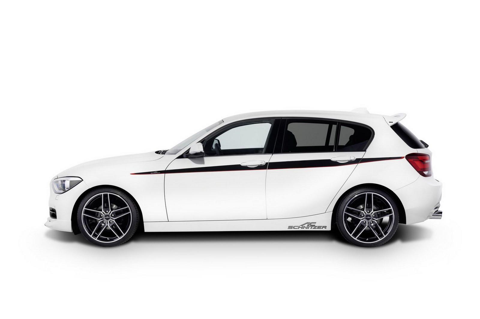 F20 BMW 1 Series by AC Schnitzer