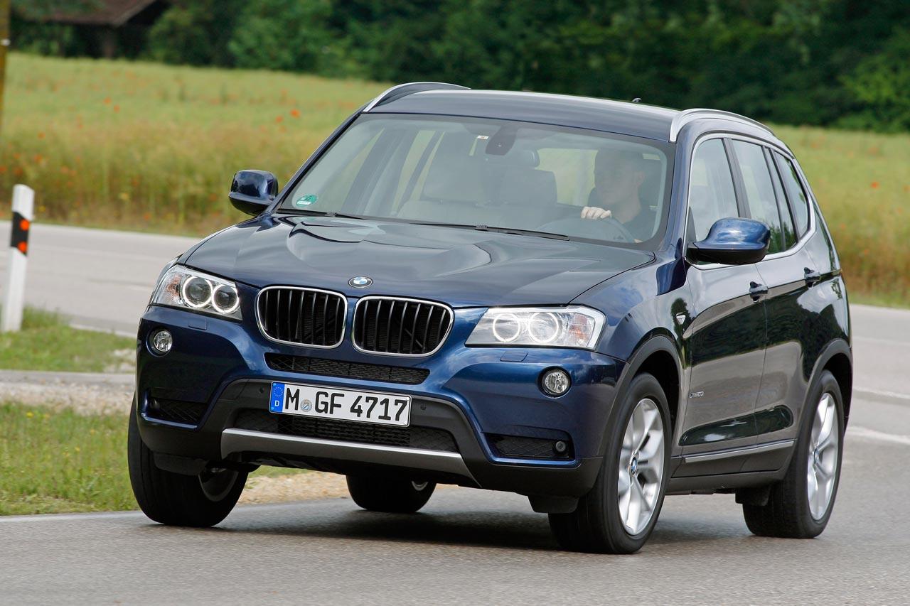 F25 BMW X3
