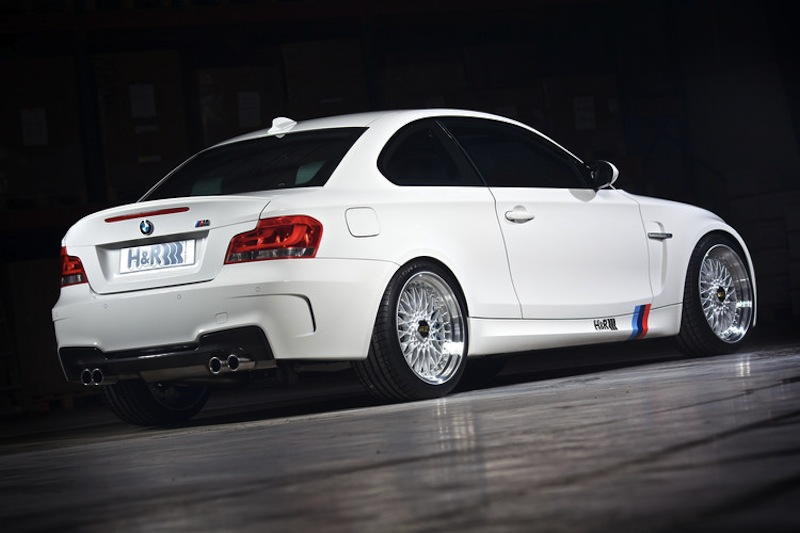 H&R Springs BMW 1 Series M Coupe