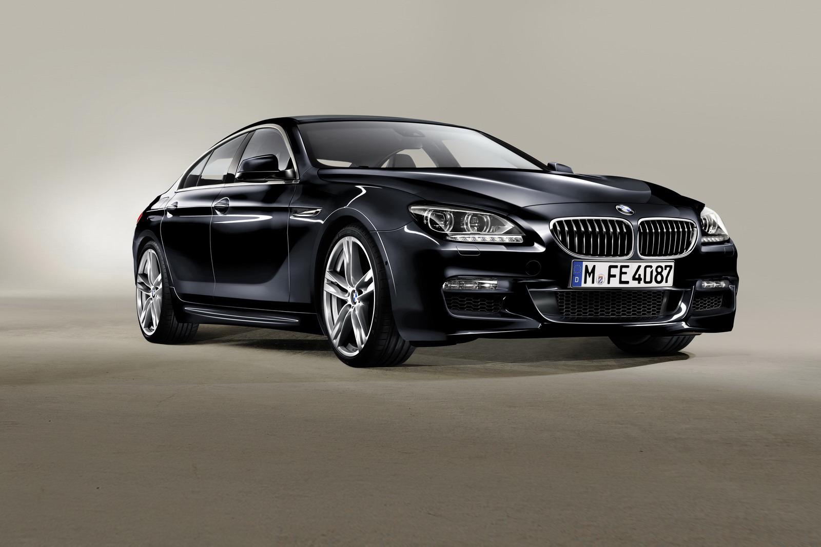 2013 BMW 6 Series Gran Coupe M Sport