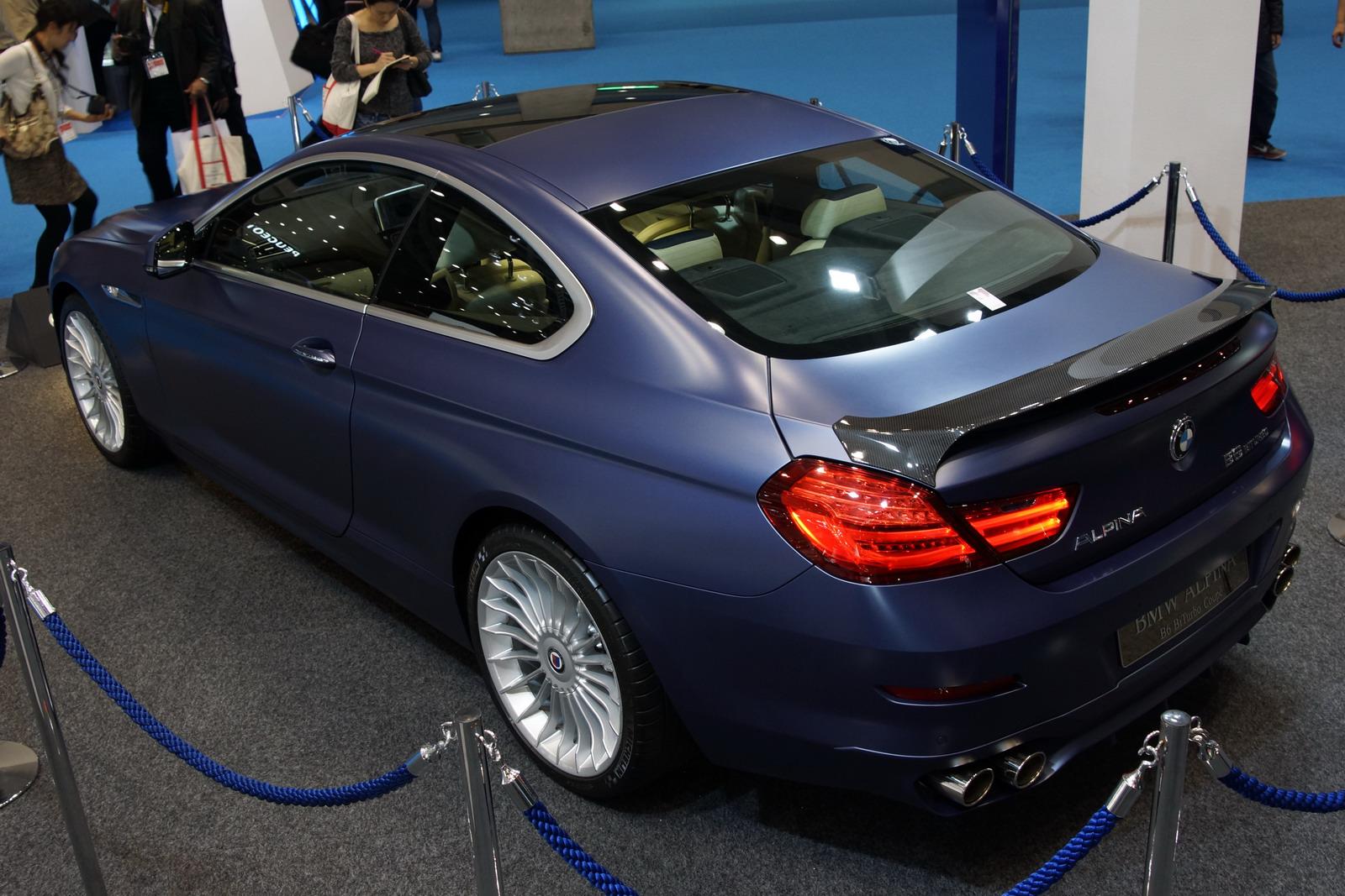 Alpina B6 F12 BMW 6 Series
