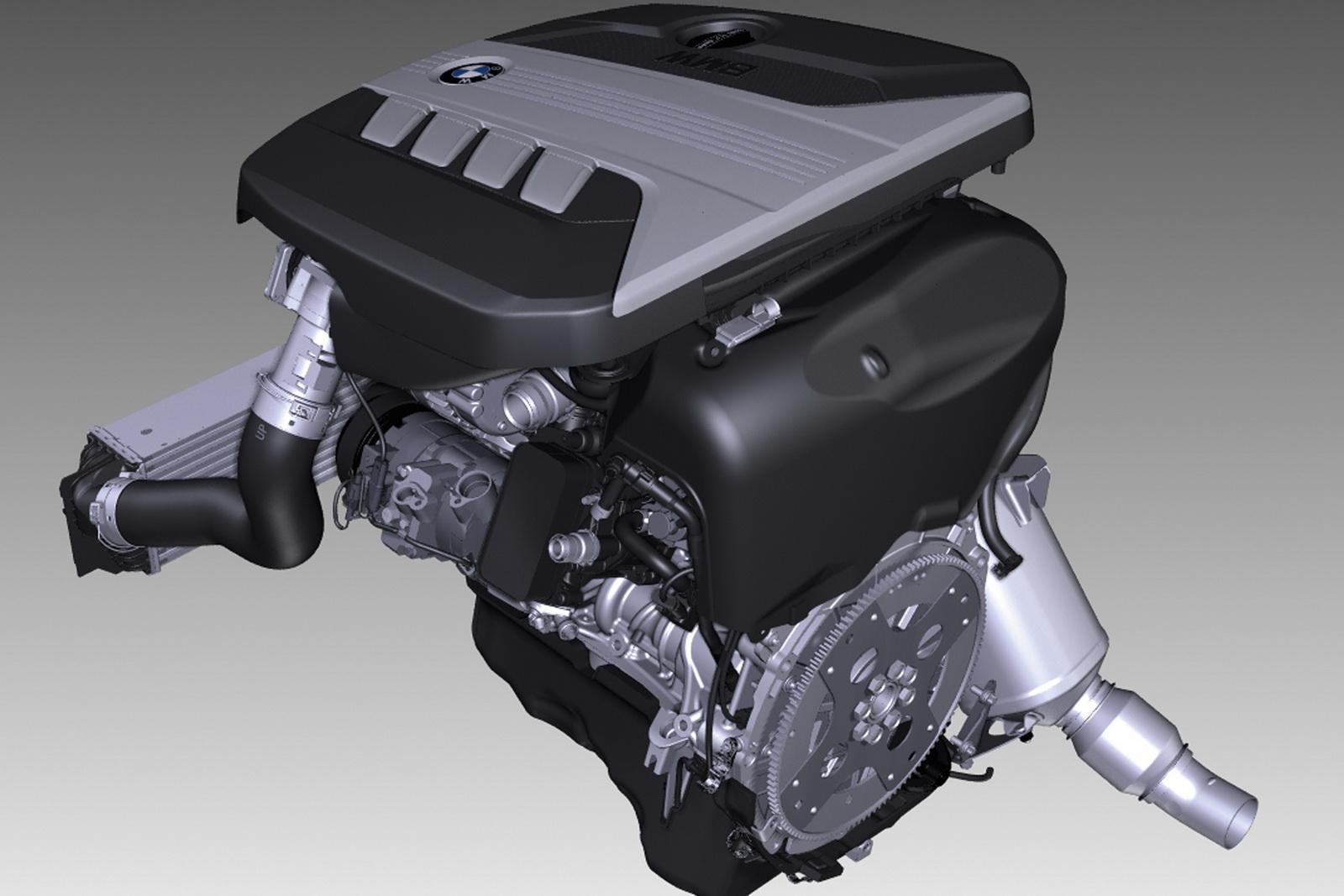 BMW 2.0 liter diesel