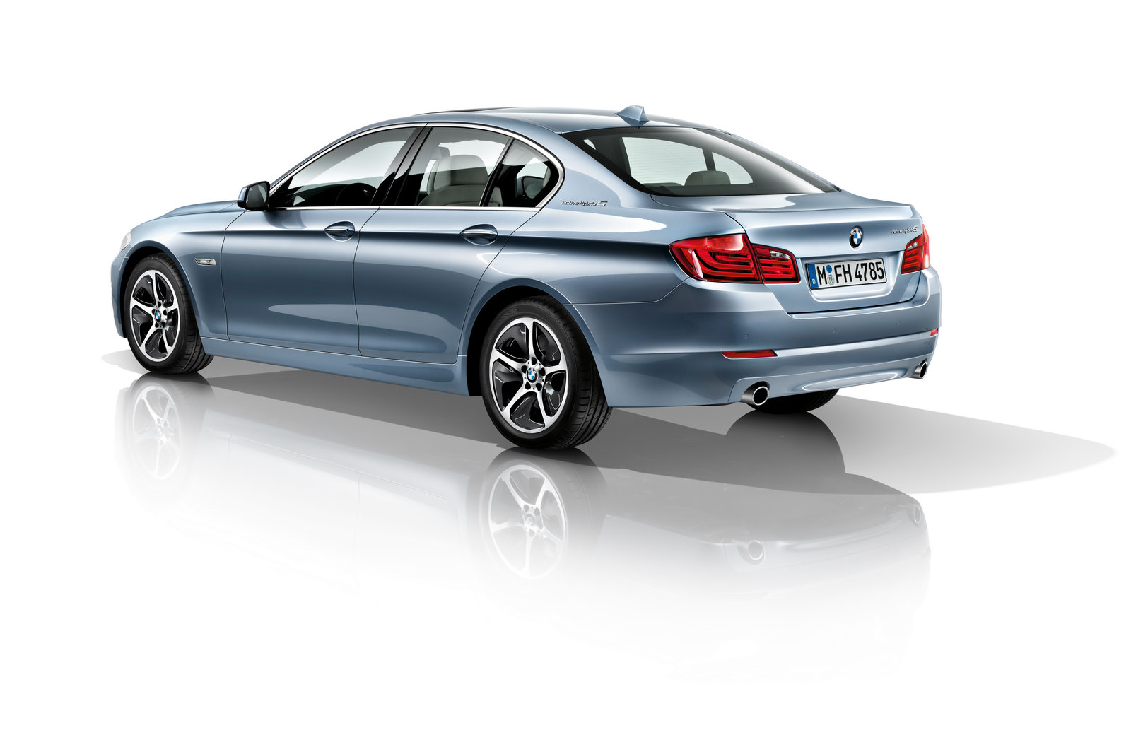 BMW ActiveHybrid 5 Series
