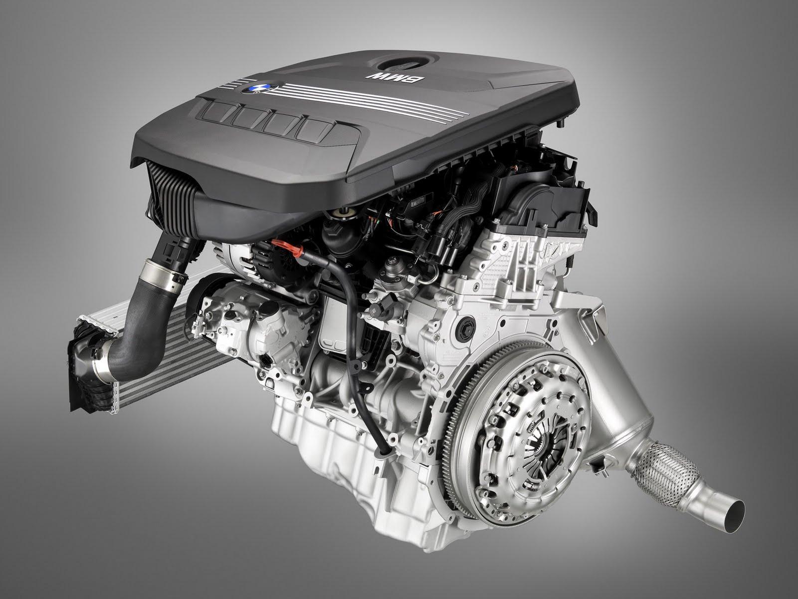 BMW Diesel engine