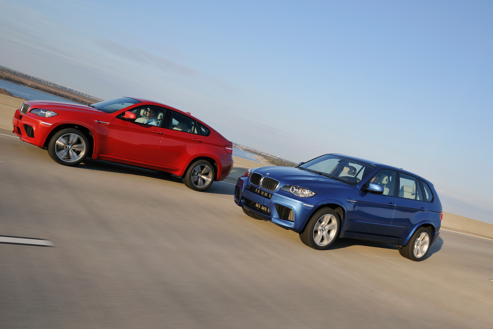 BMW X5 M & BMW X6 M