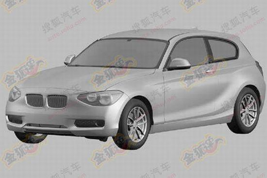 F20 BMW 1 Series 3 door