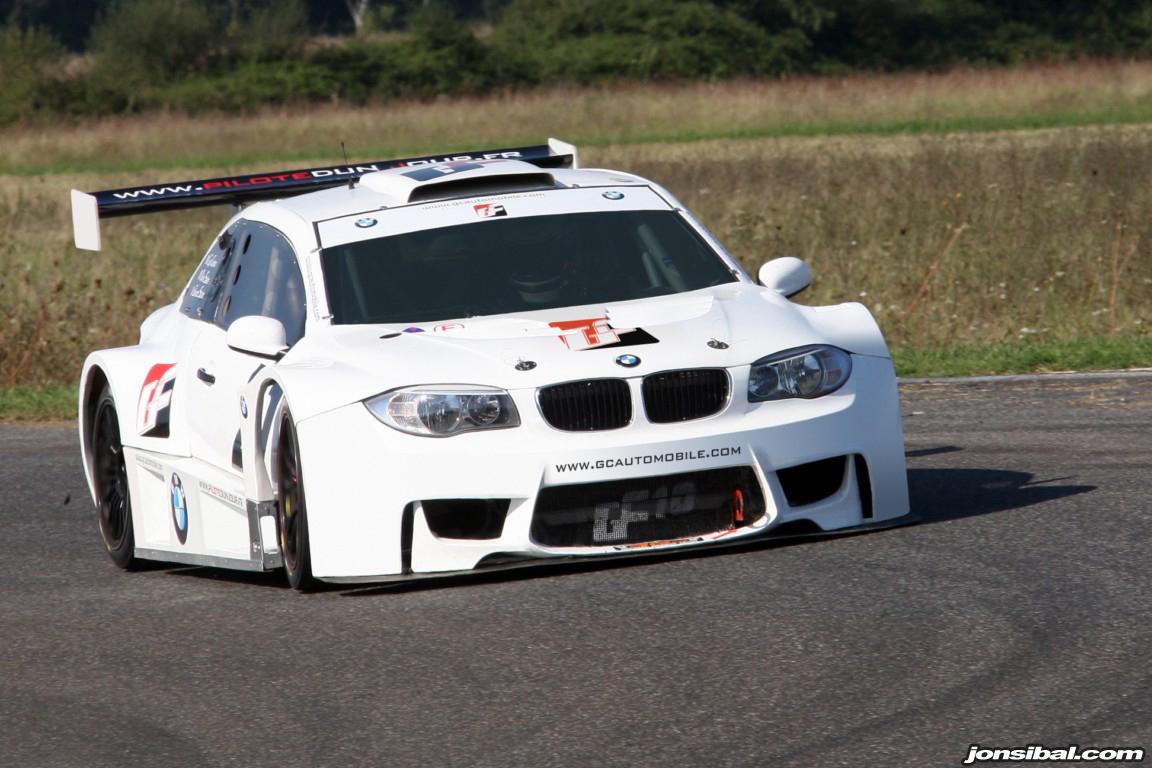 GC Automobile BMW 1 Series M Coupe racer