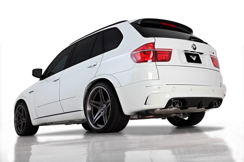 Vorsteiner BMW X5 M Aero Kit