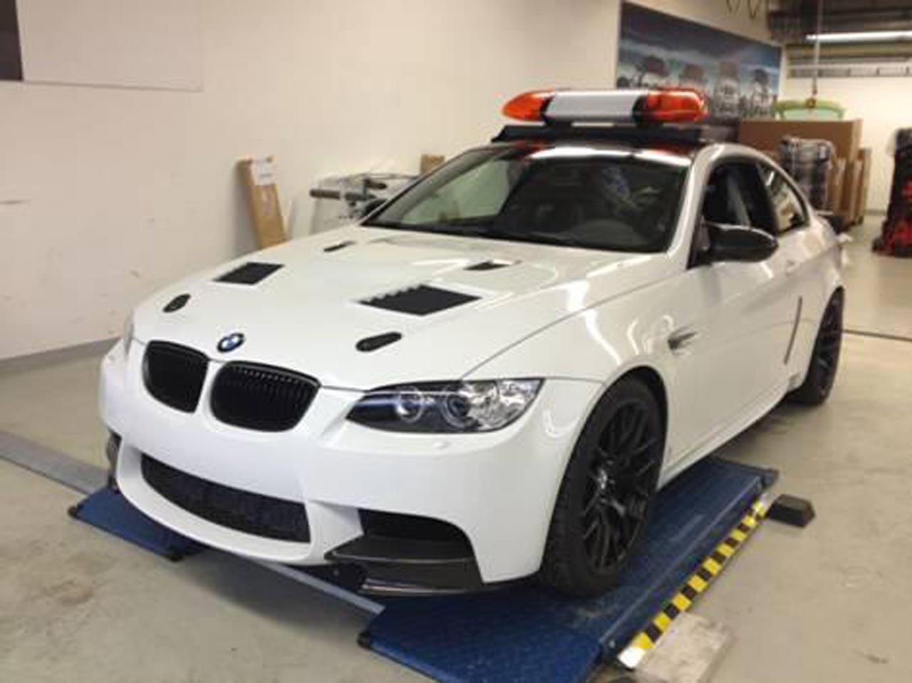 2012 BMW M3 DTM safety car