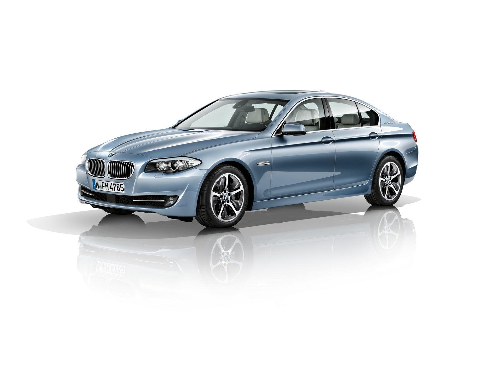 F10 BMW 5 Series ActiveHybrid