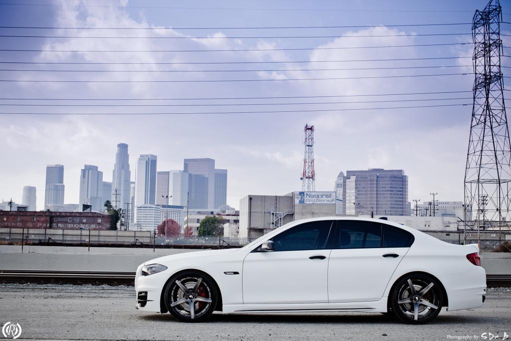 F10 BMW 5 Series by Royal Muffler