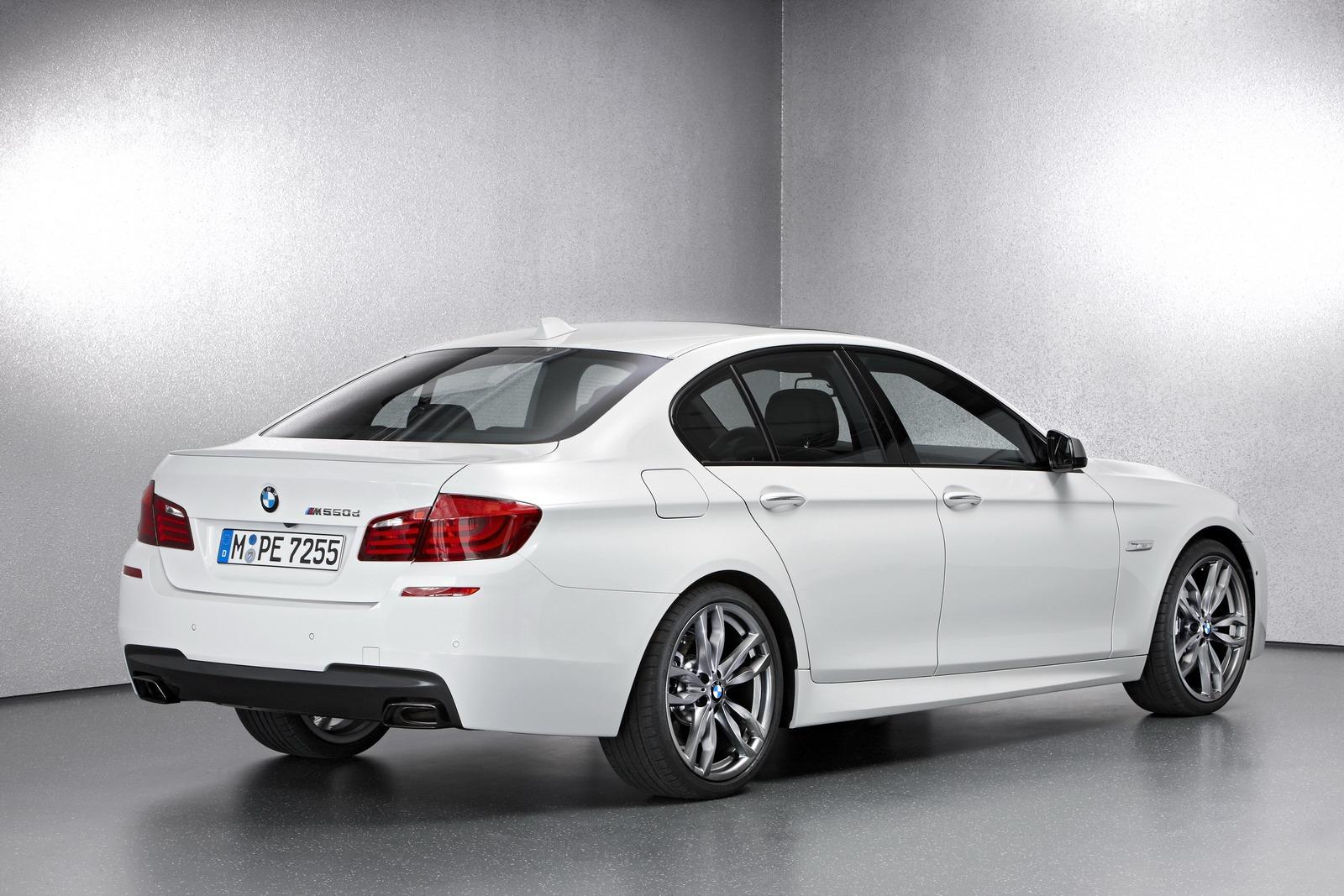 F10 BMW M550 xDrive