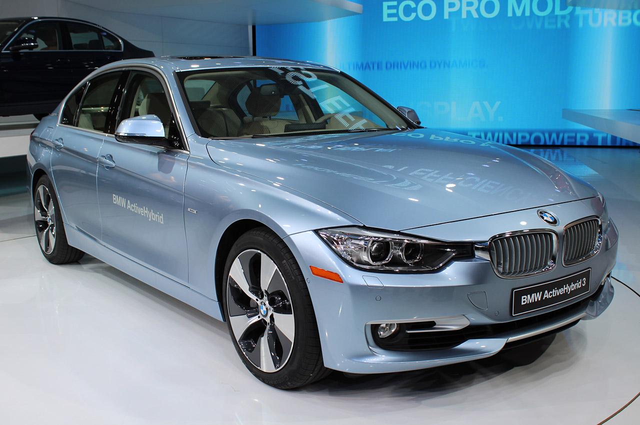 F30 BMW 3 Series ActiveHybrid