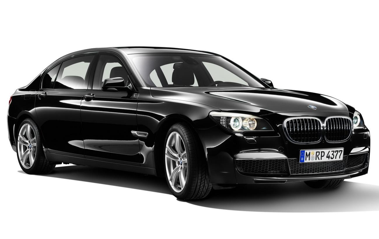 F01 BMW 7 Series