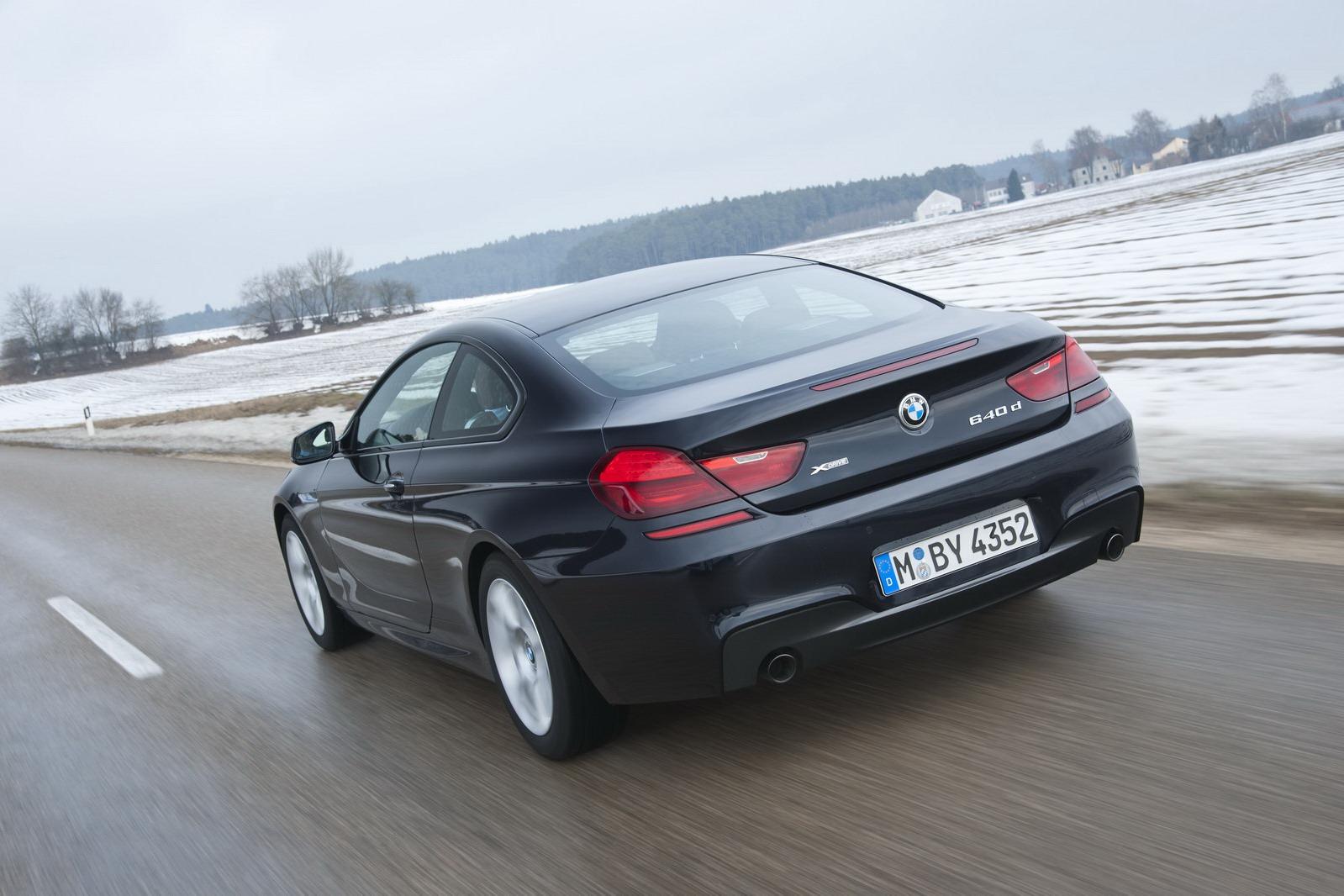 F13 BMW 640d xDrive