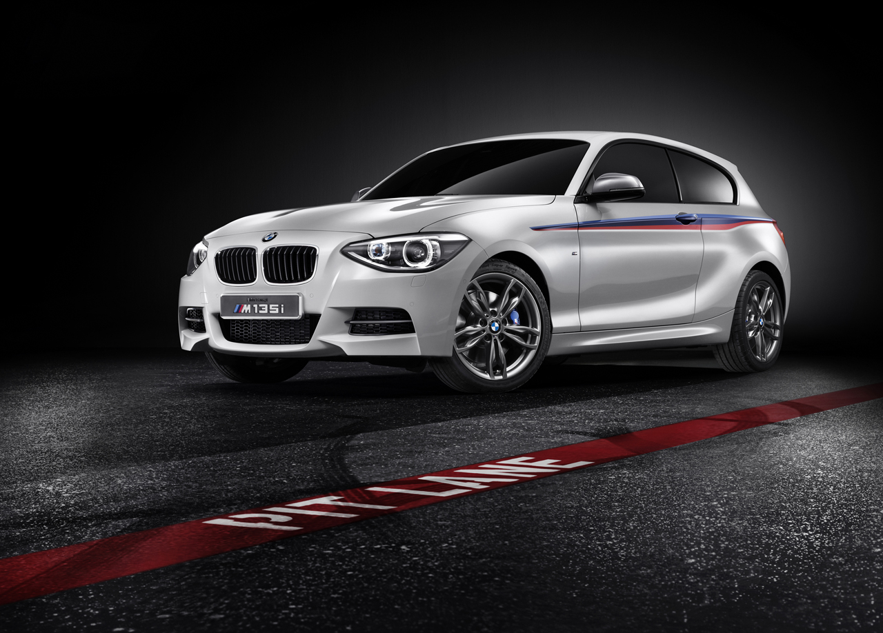 F20 BMW M135i Concept