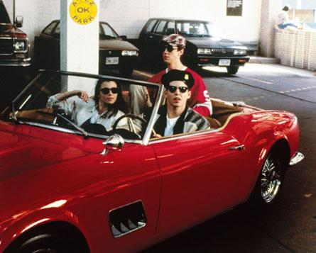 1961 Ferrari Spyder Ferris Buellers Day Off Garage