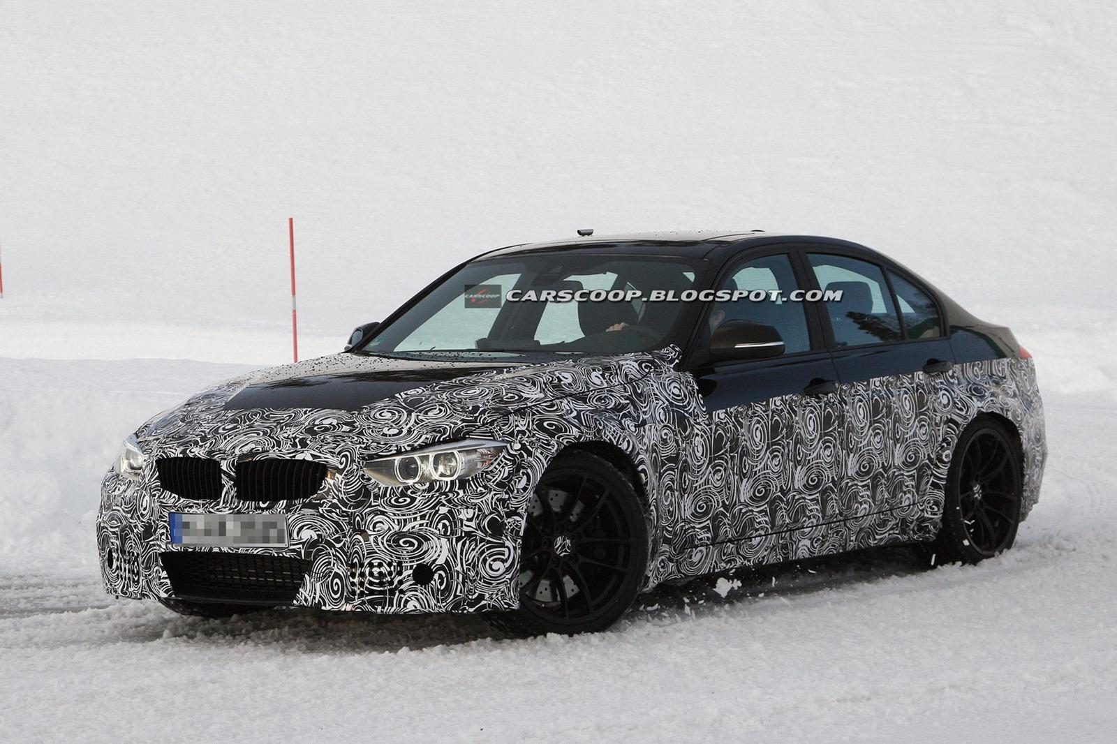 2014 F30 BMW M3 Sedan