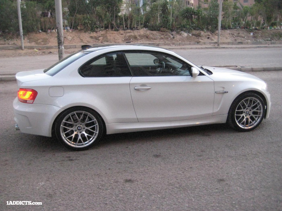 BMW 1 Series M Coupe V8