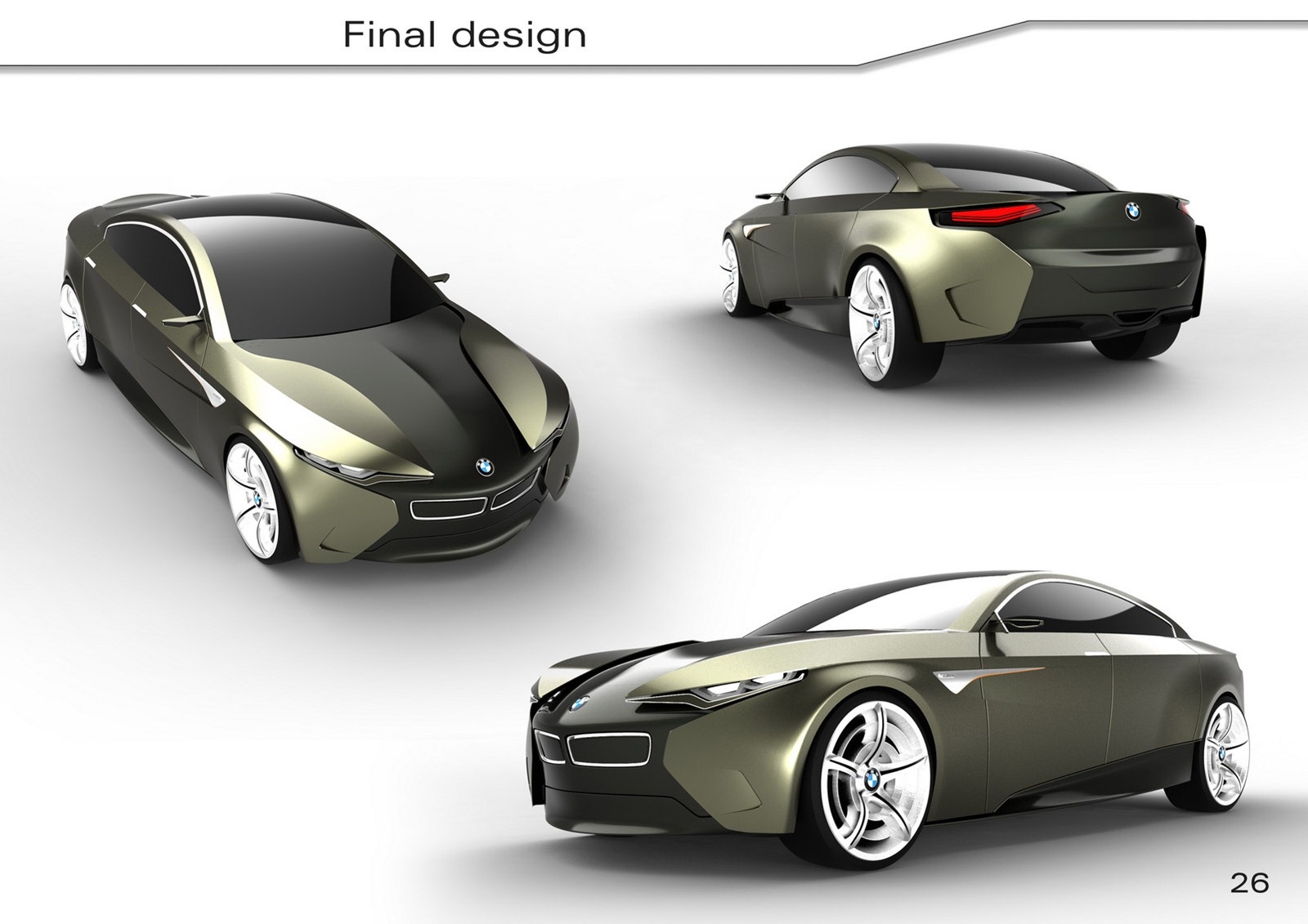 BMW i-FD Concept Study