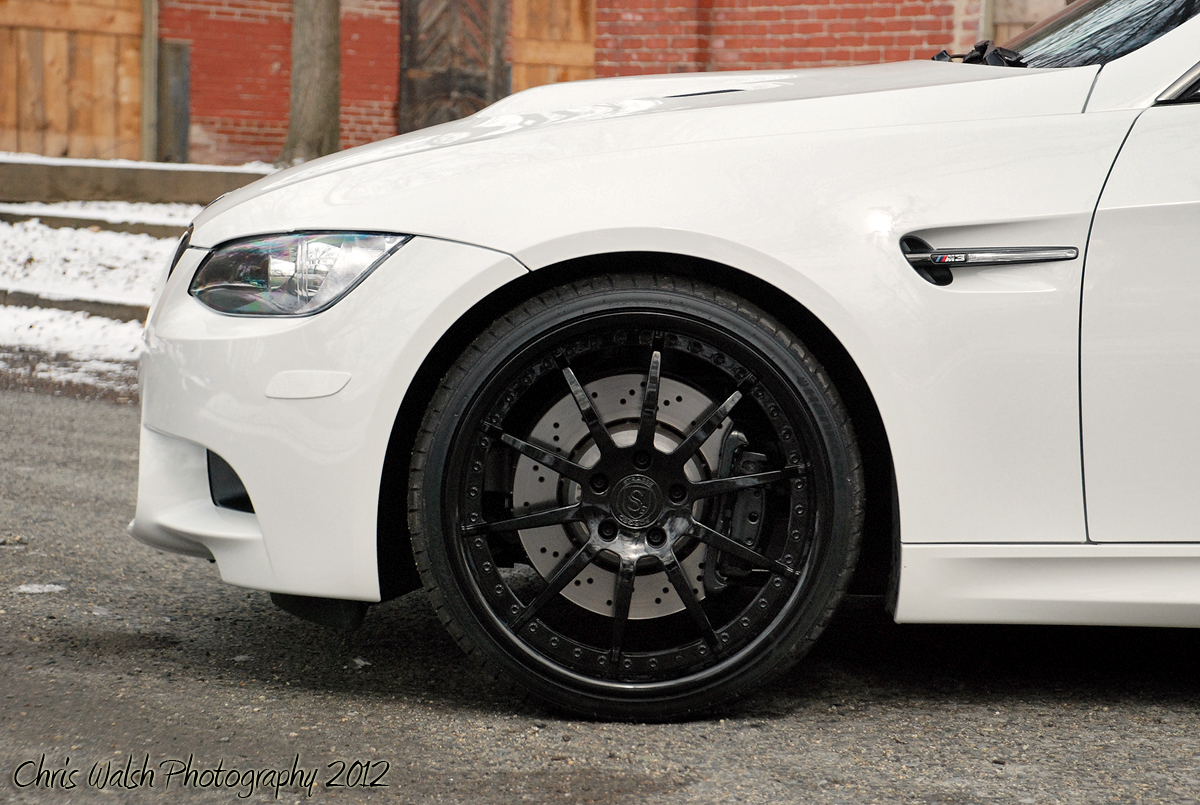 E92 BMW M3 Strasse Forged Wheels