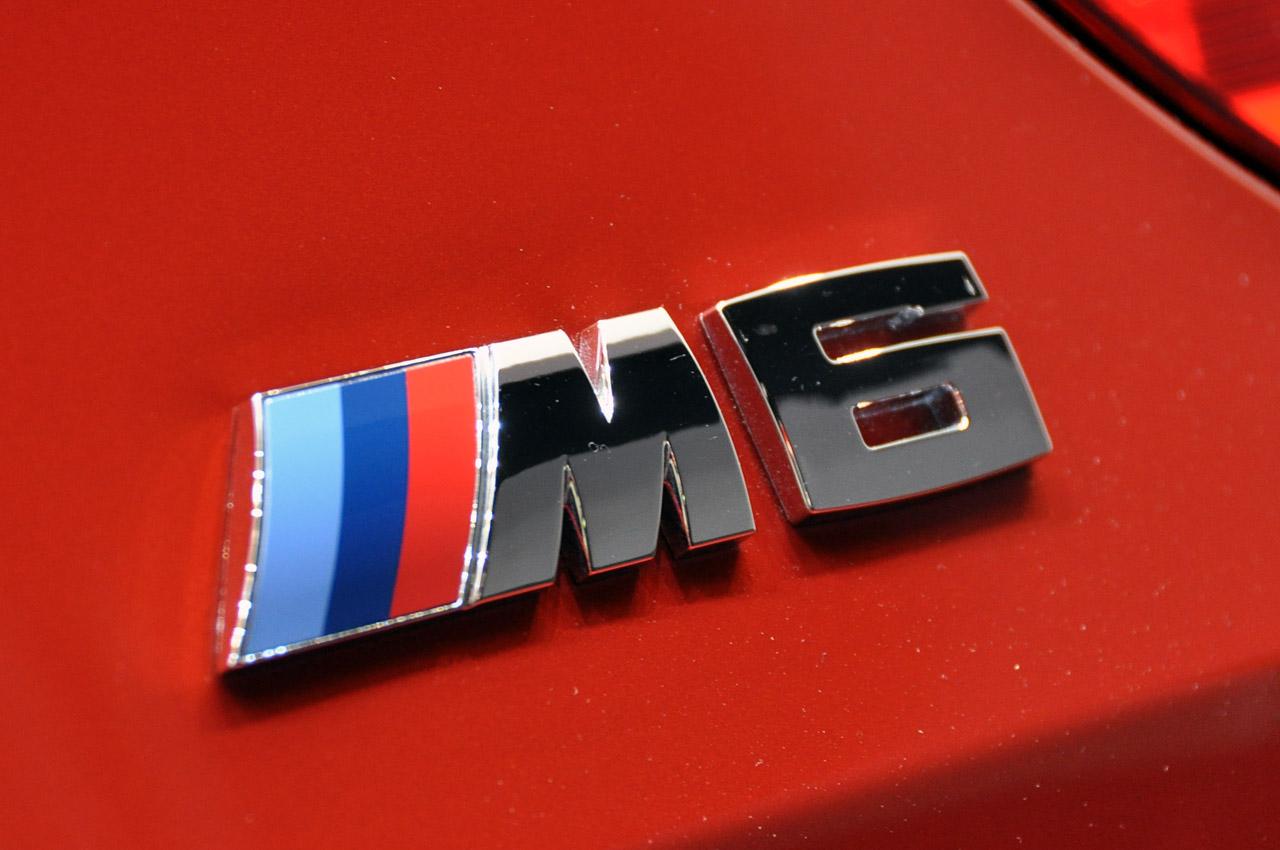 F13 BMW M6 in Geneva