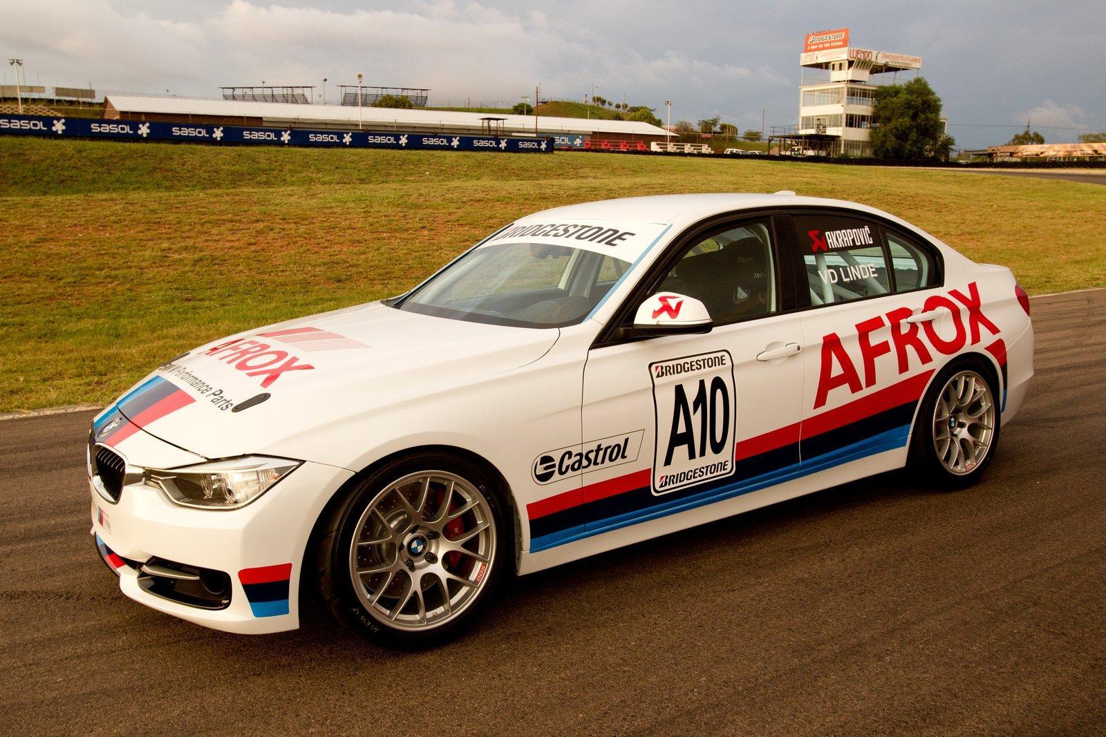 F30 BMW 3 Series racer