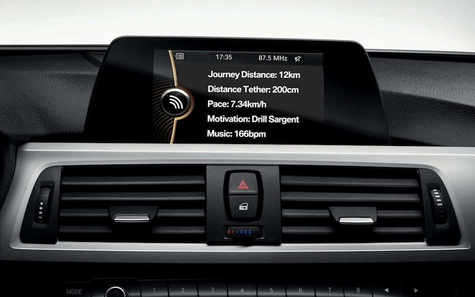 BMW Connected Drive Coach