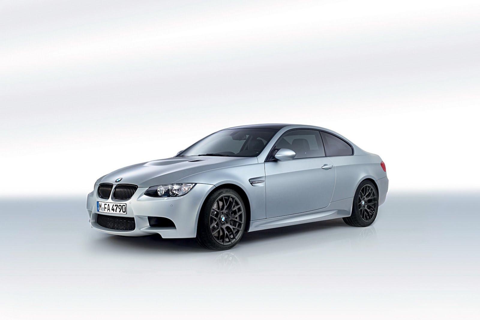 E92 BMW M3 Frozen Silver