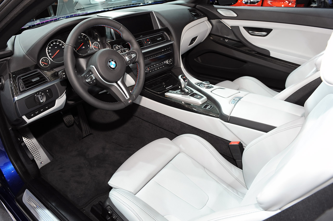 F12 BMW M6 in New York