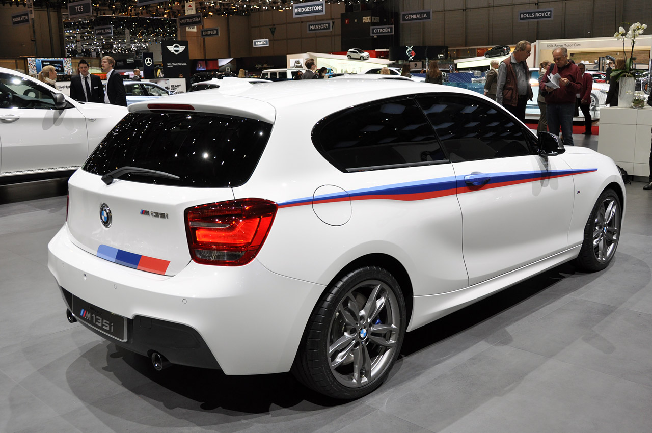 F20 BMW M135i