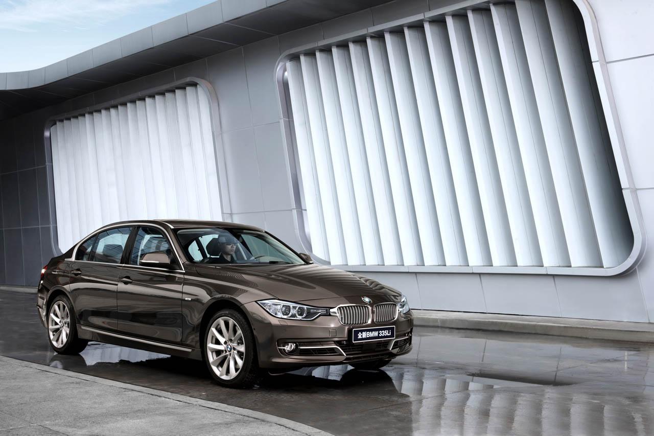 F30 BMW 3 Series LWB