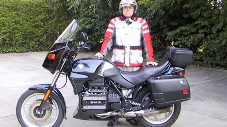 1993 BMW bike