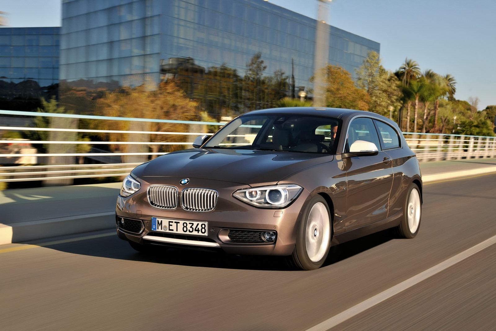 BMW 1 Series three door