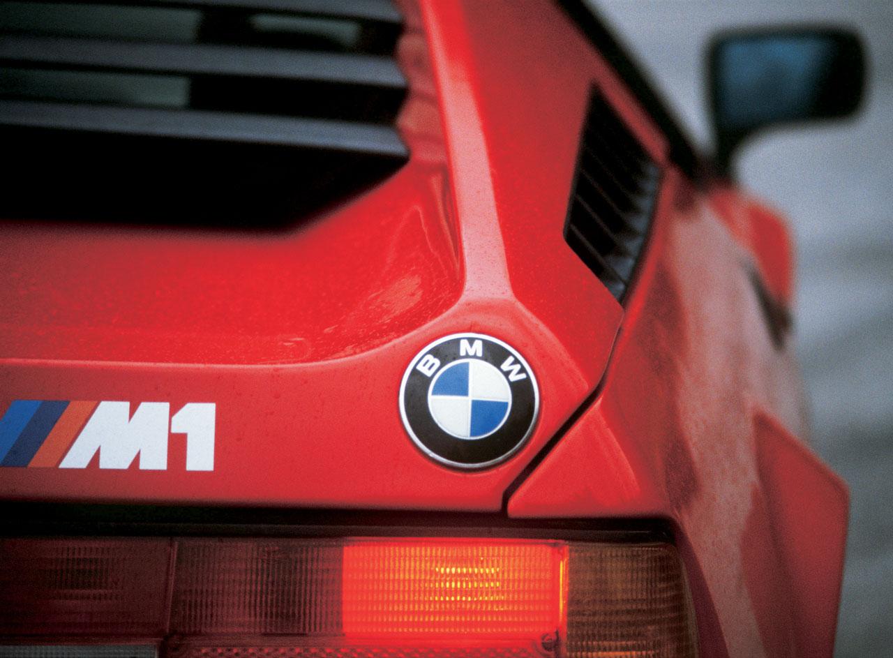 BMW M Division anniversary