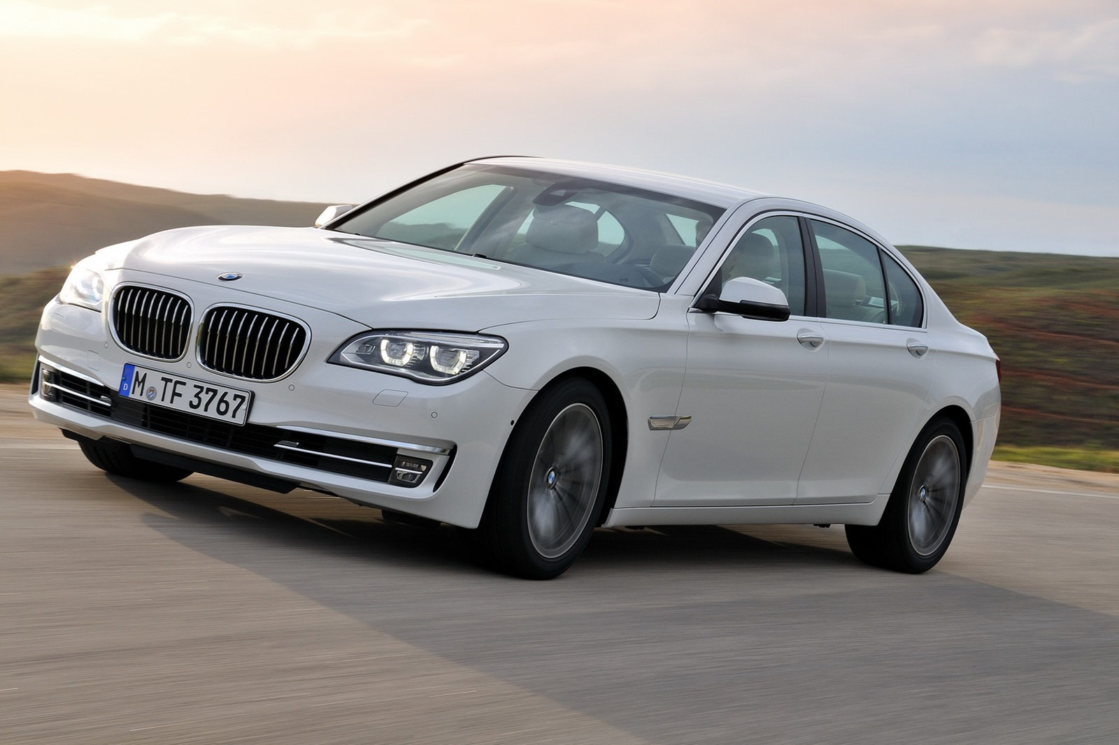 F01 BMW 7-� �����...