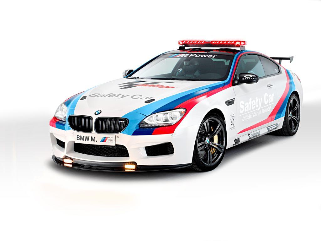 F12 BMW M6 Safety Car