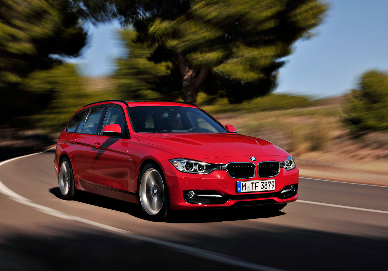 F30 Bmw 3 Series Touring Is Unveiled Bmwcoop