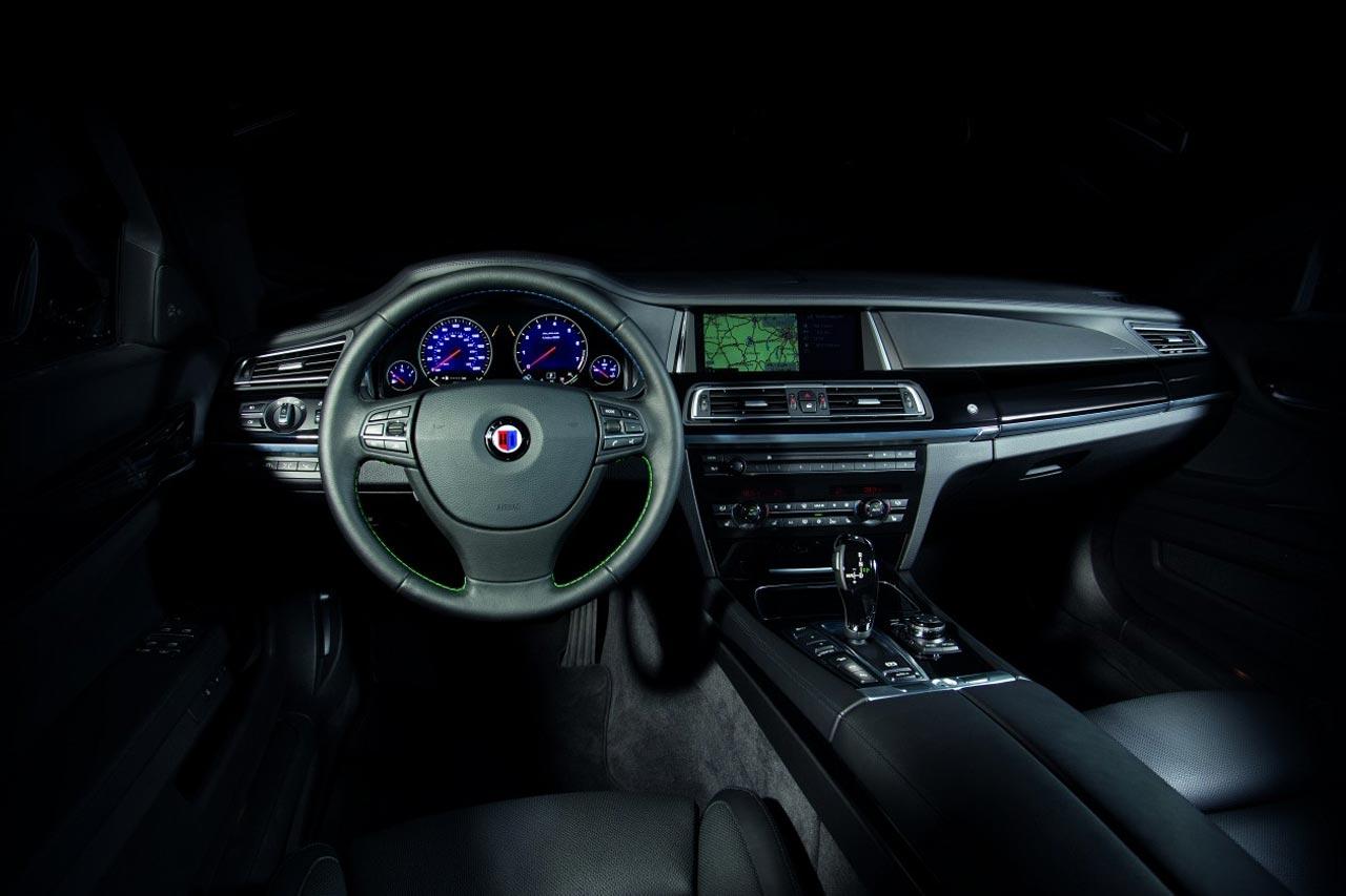 Alpina B7 Bi-Turbo F01 facelift