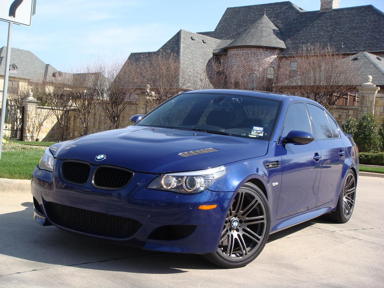 Video Remember The V10 Bmw M5 Bmwcoop