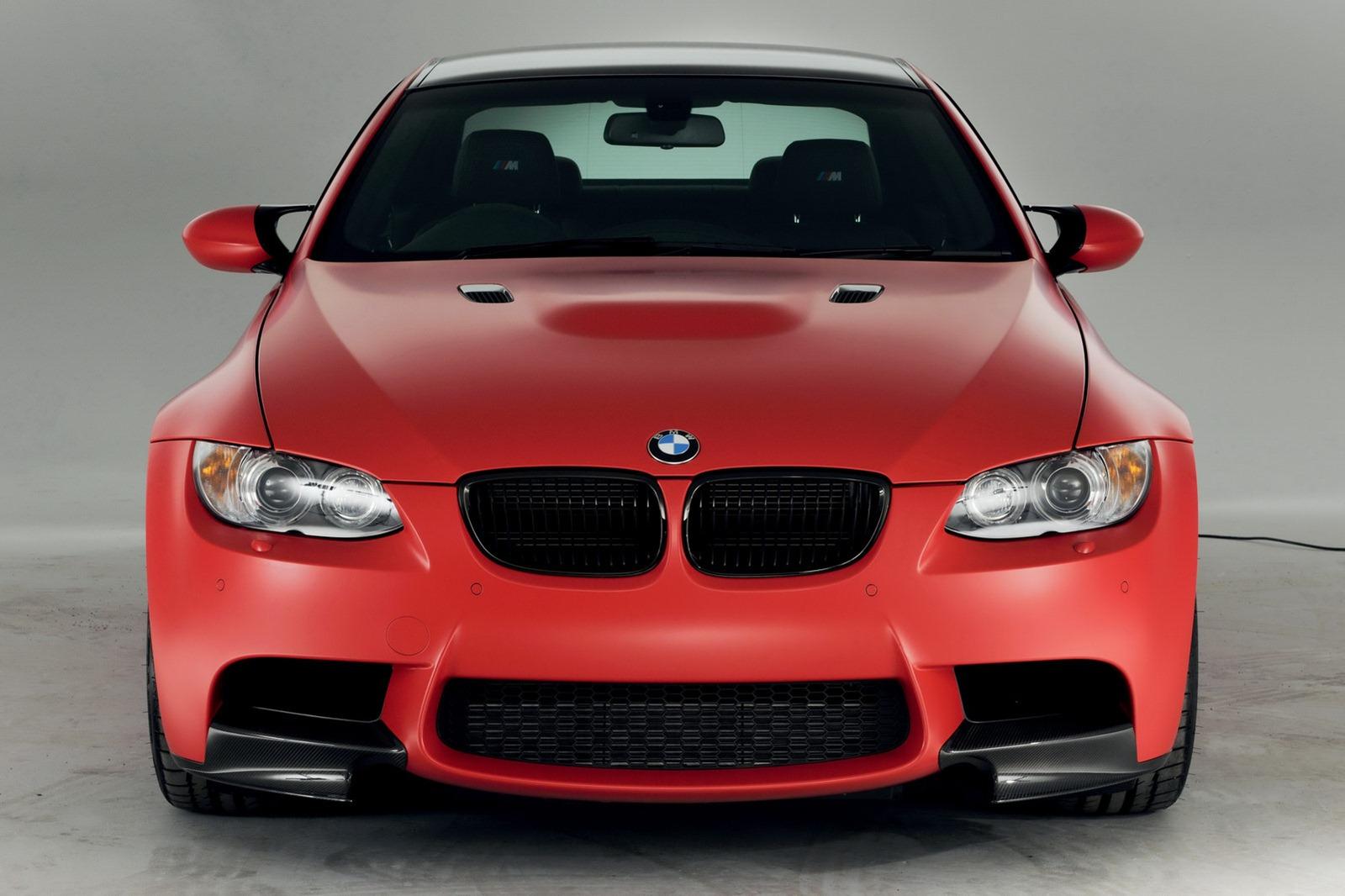 Frozen Paint M Performance E92 BMW M3